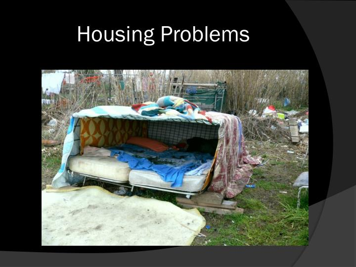 Housing Problems