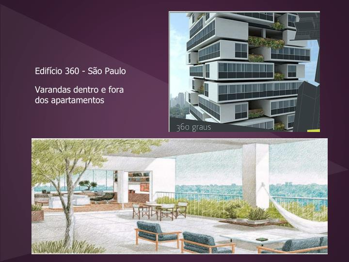 Edifício 360 - São Paulo