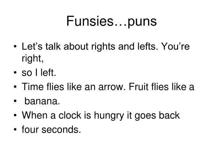 Funsies