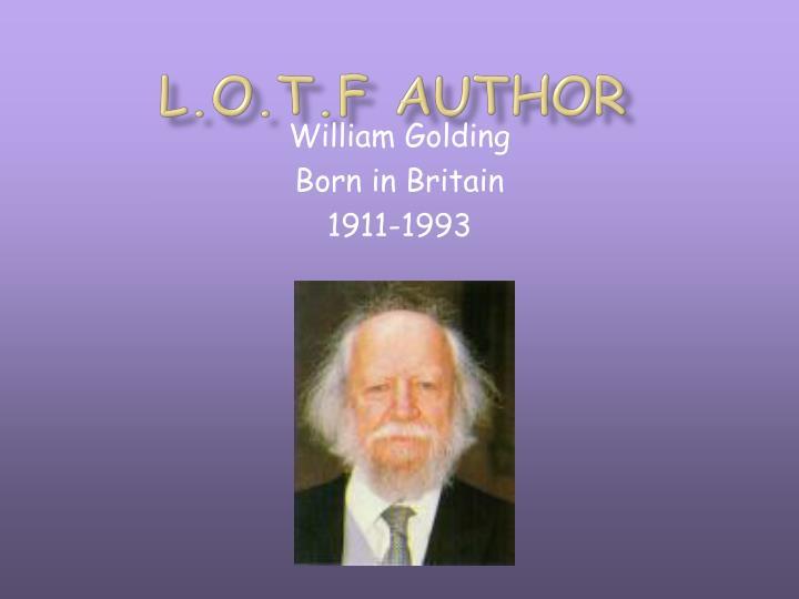 L.O.T.F Author