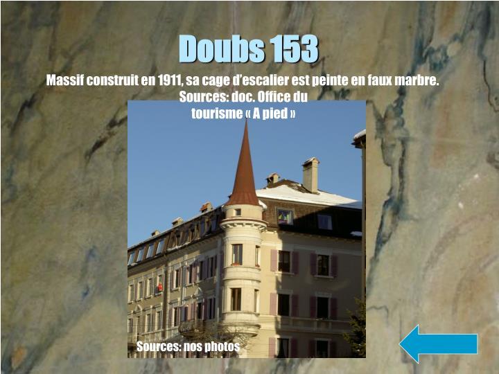 Doubs 153