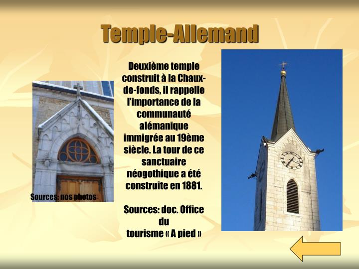 Temple-Allemand
