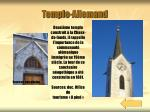 temple allemand