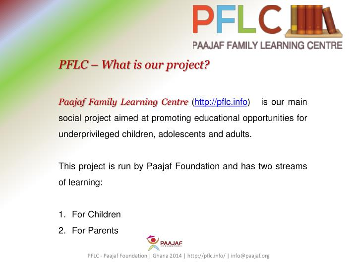 PFLC –