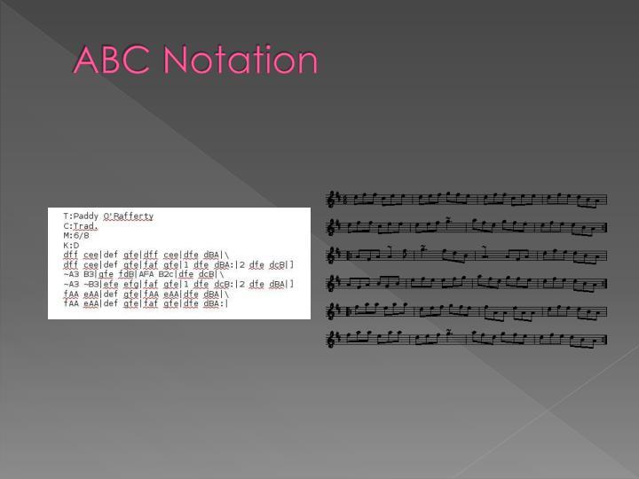 ABC Notation