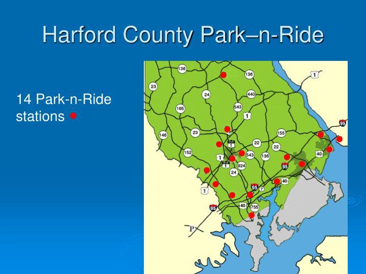 Harford County Park–n-Ride