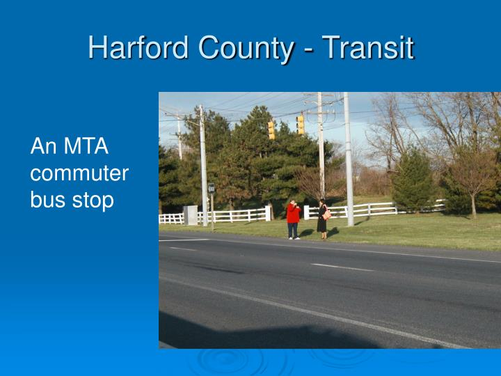 Harford County - Transit