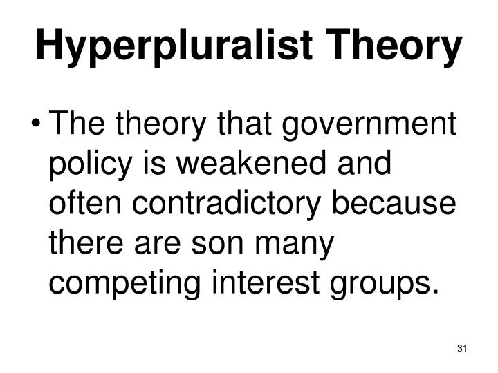 Hyperpluralist Theory