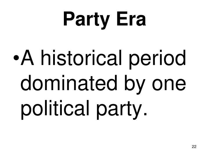 Party Era