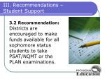 iii recommendations student support1