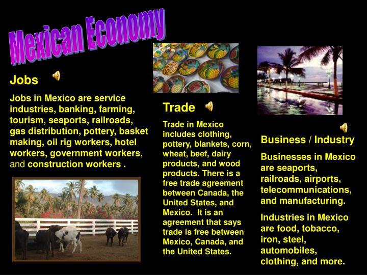 Mexican Economy