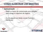 como elaborar um briefing4
