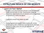 estrutura b sica de um website1