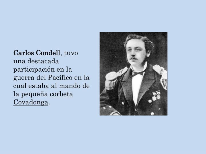 Carlos Condell
