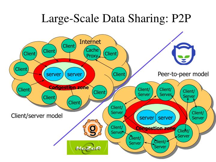 Large-Scale Data Sharing:
