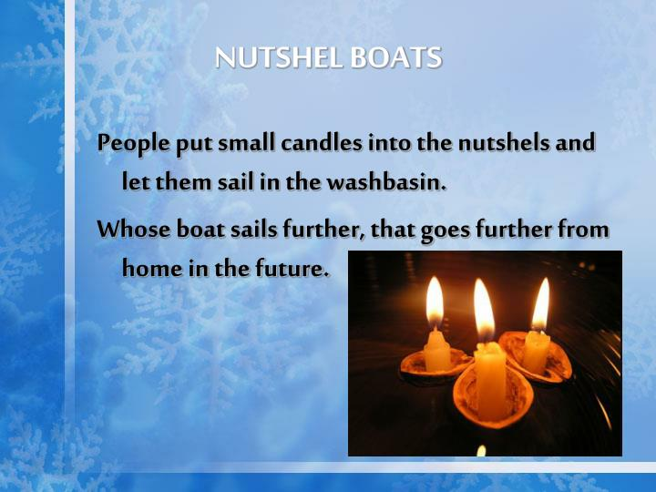NUTSHEL BOATS