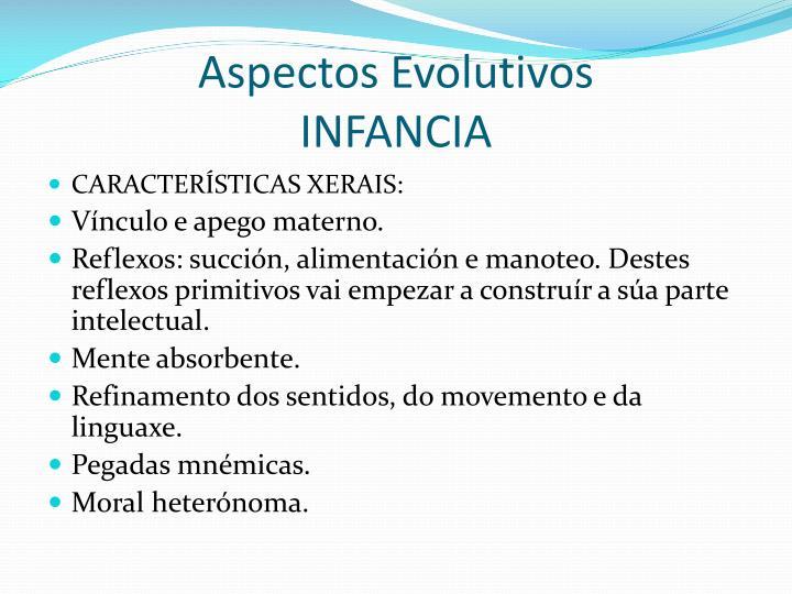 Aspectos Evolutivos