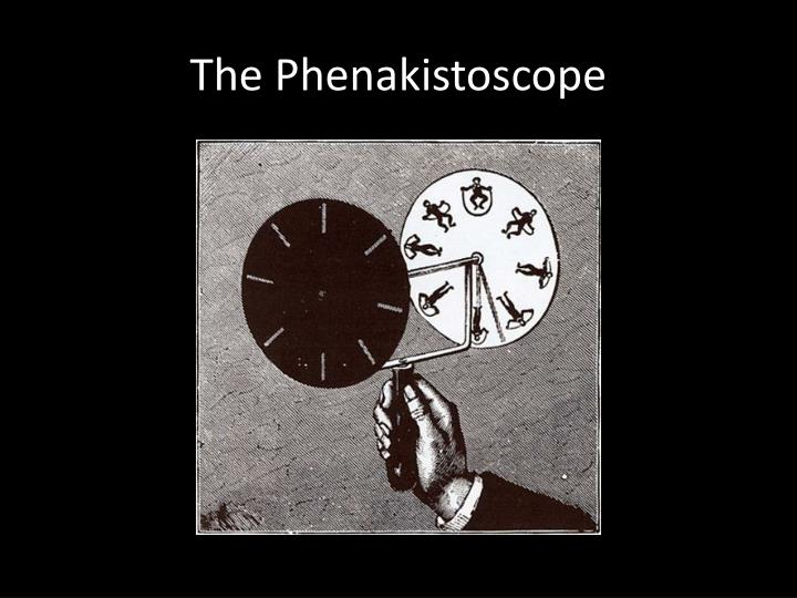 The Phenakistoscope