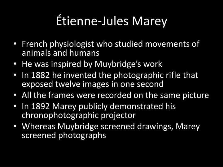 Étienne-Jules Marey
