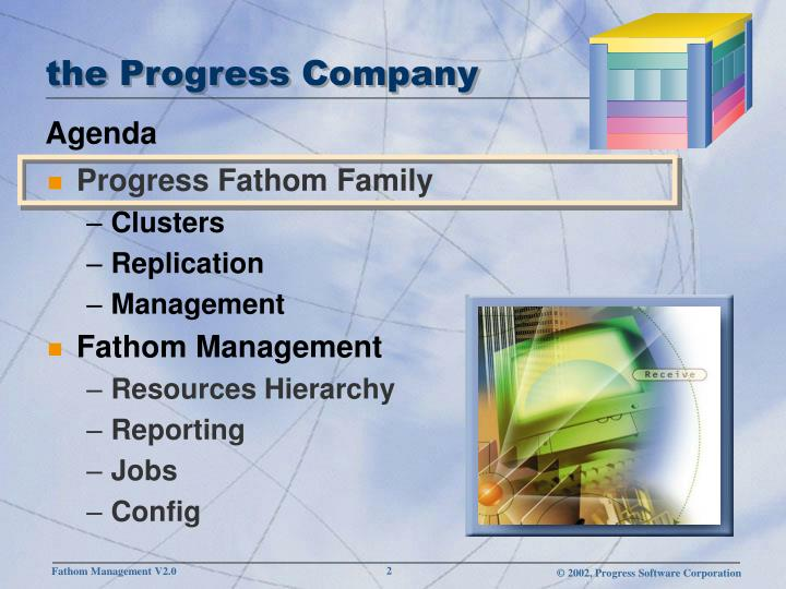 The Progress Company