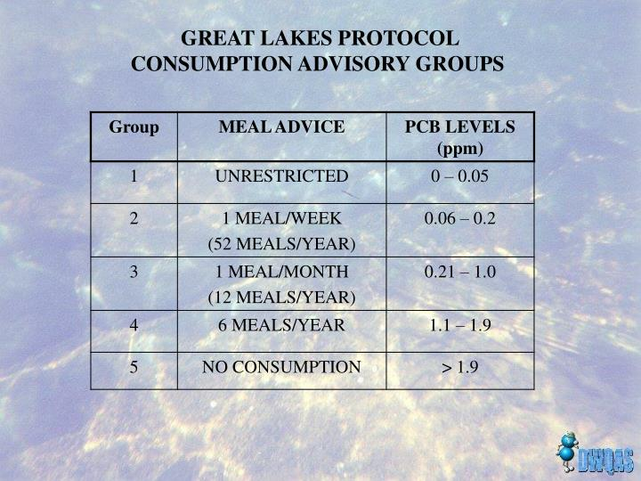 GREAT LAKES PROTOCOL