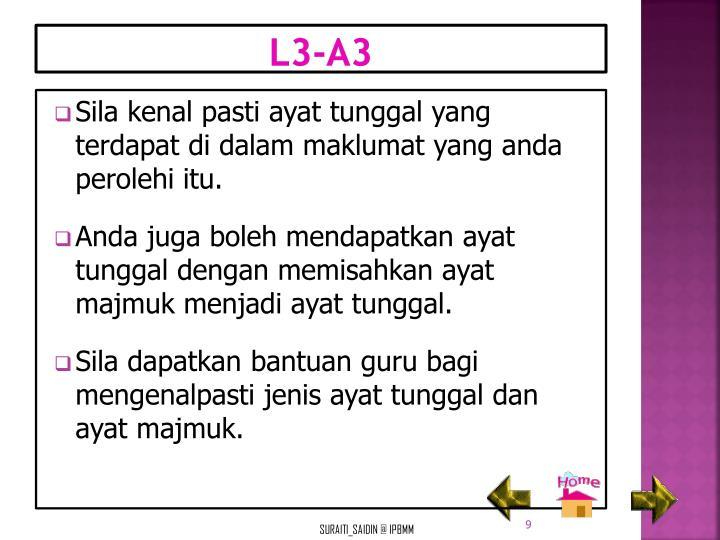 L3-A3
