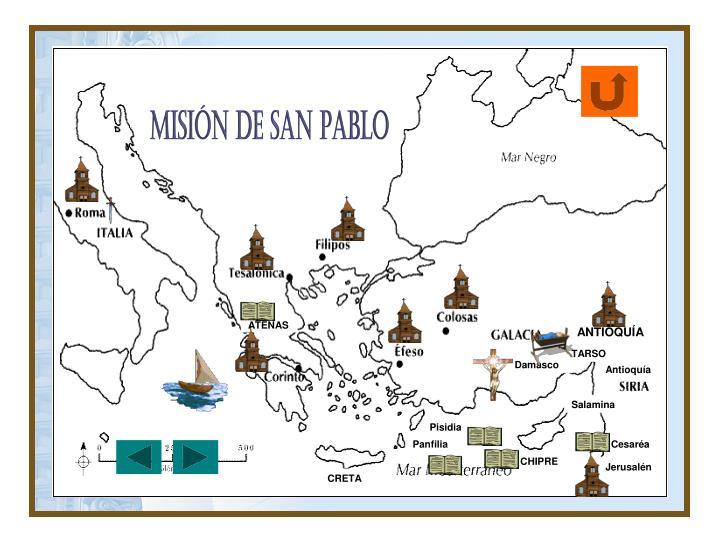 Misión de San Pablo