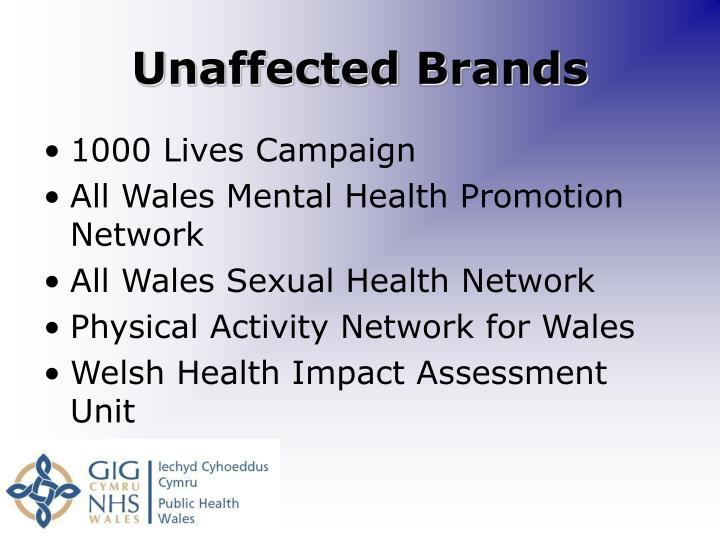 Unaffected Brands