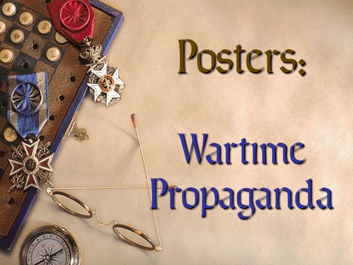 Posters: