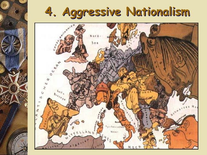 4. Aggressive Nationalism
