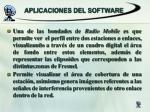 aplicaciones del software1