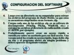 configuracion del software1