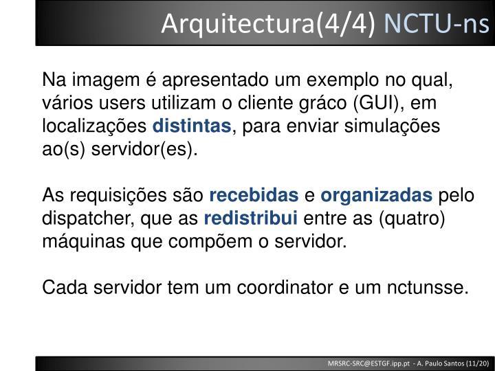 Arquitectura(4/4)
