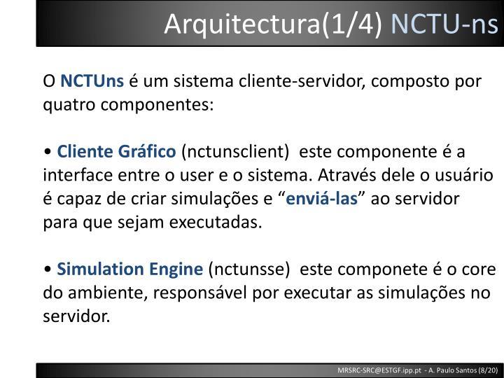 Arquitectura(1/4)