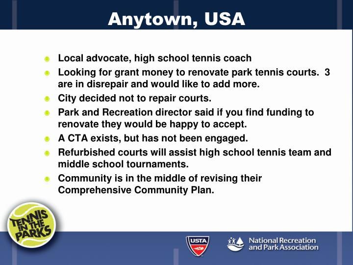 Anytown, USA