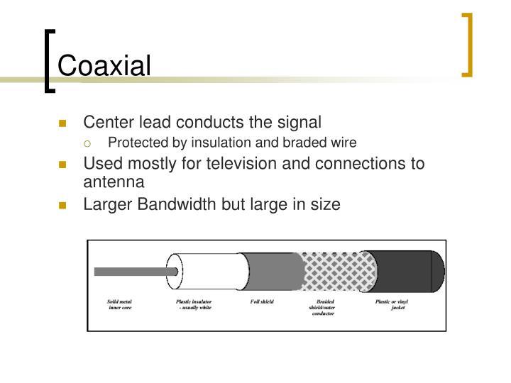 Coaxial