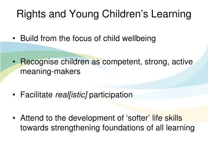 Rights and Young Children