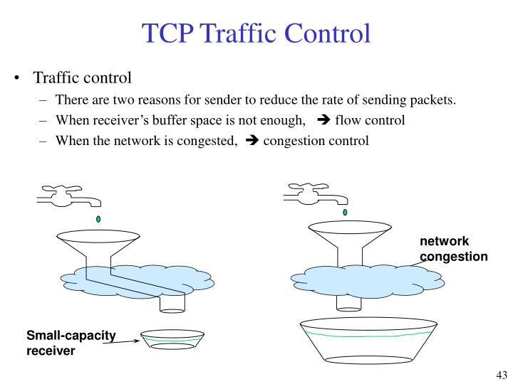TCP Traffic Control