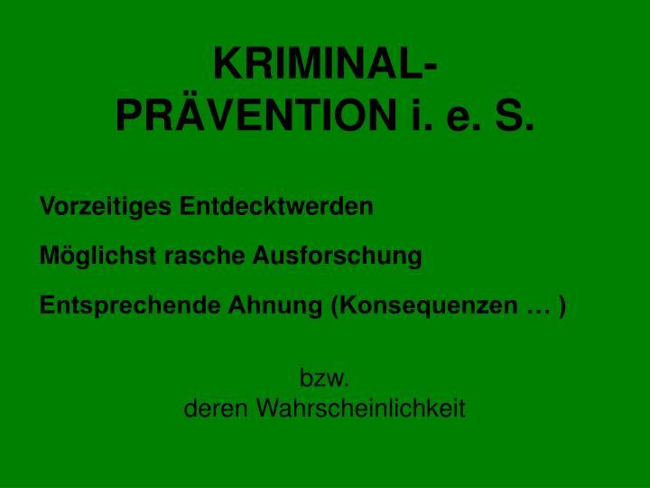KRIMINAL-