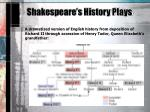 shakespeare s history plays1