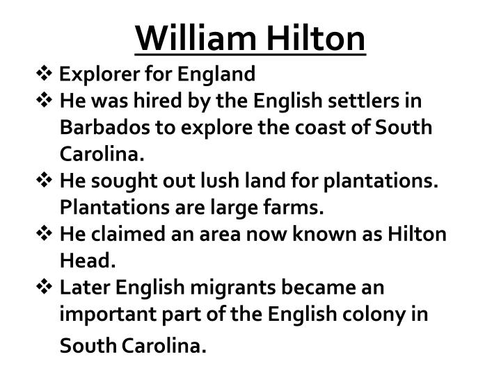 William Hilton