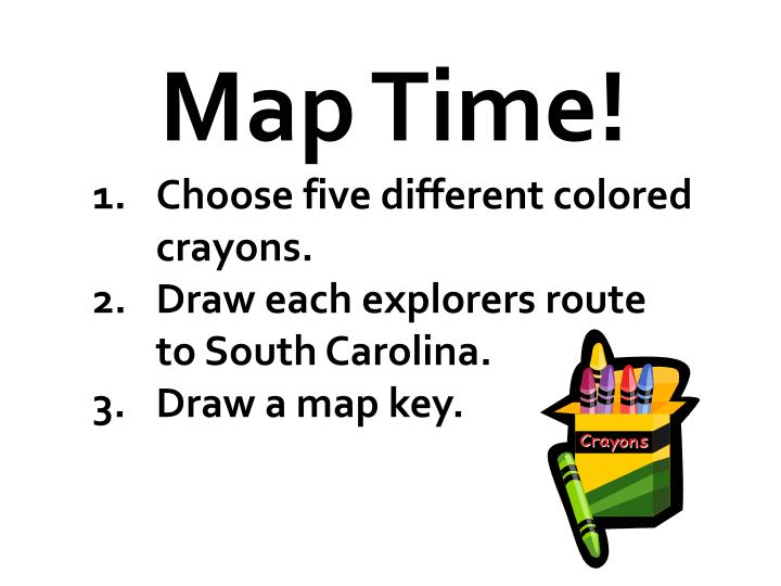 Map Time!
