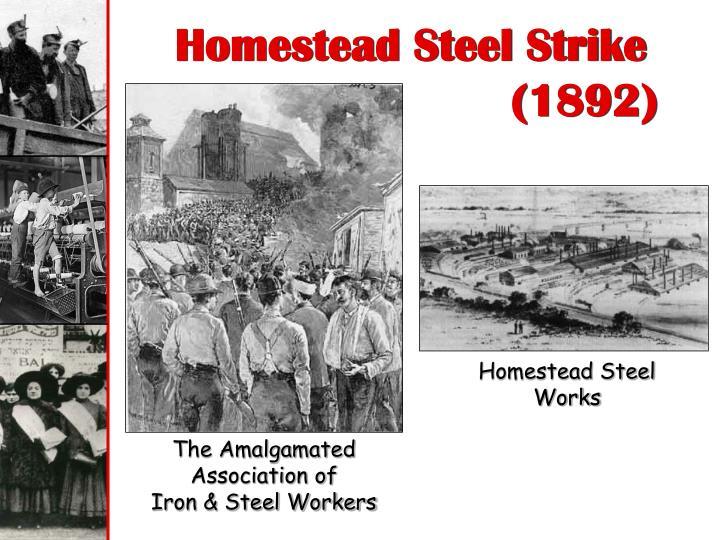 homestead strike of 1892