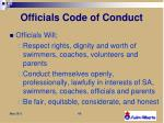 officials code of conduct4
