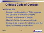 officials code of conduct5