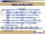role of the coc1
