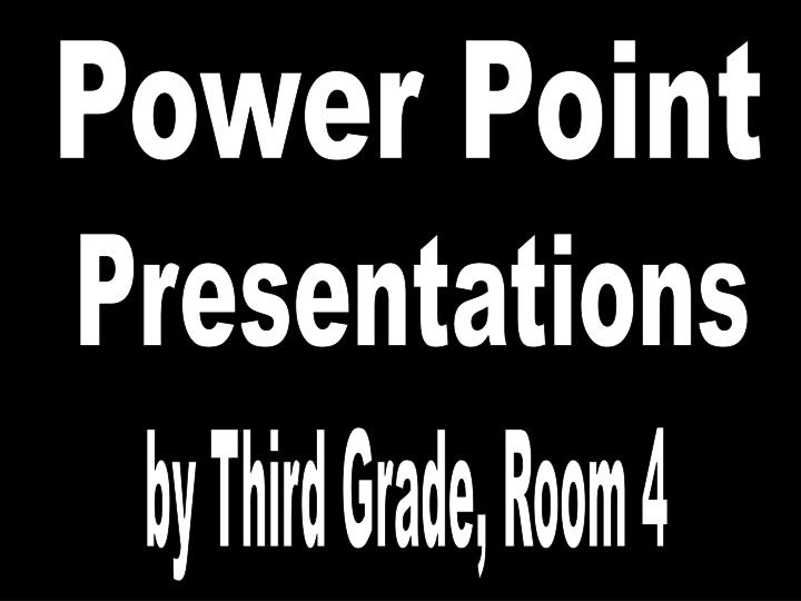 Power Point