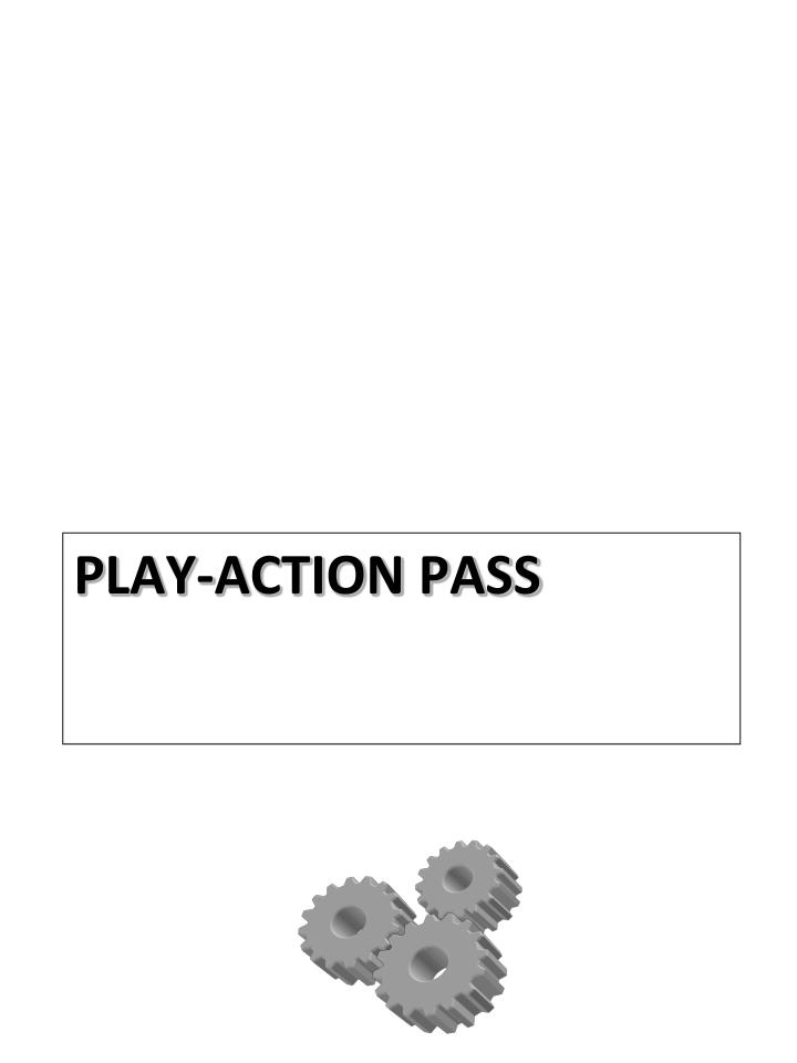 Play-Action Pass