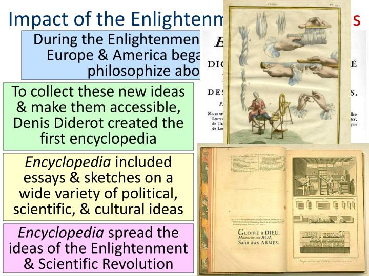 the impact of the enlightenment on europes revolution essay The enlightenment came much later, but it wouldn't really have been  the  political liberalism that would characterize the european enlightenment  it was  very much a reaction to the catholic counter-revolution and really.
