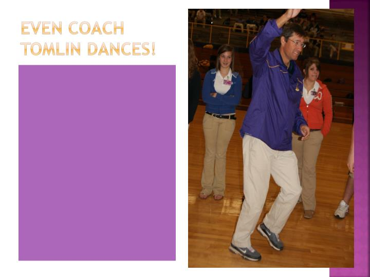 Even coach